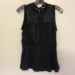 Zara Combined Lace Top